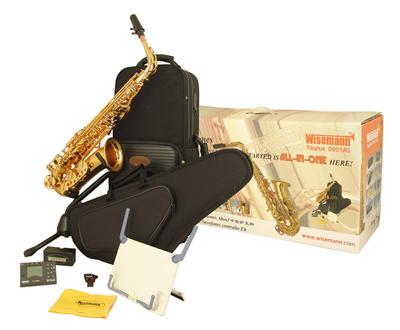 Taurus saxophone