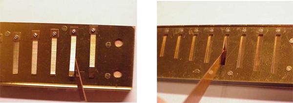 Кастомизация губной гармошки своими руками