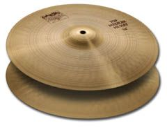 "Paiste 14"" 2002 Medium Hi-Hat"