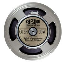 Celestion G12H Anniversary(T4533AWD) SALE