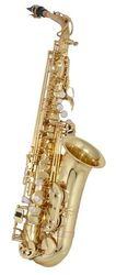 BUFFET BC8101-1-0 саксофон альт Eb ученический, лак золото, кейс рюкзак.