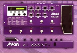 Muza GP300(Purple) SALE