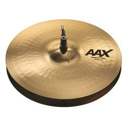 "Sabian 14"" AAX Medium Hats"