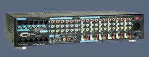 Audio Video контроллер/усилитель