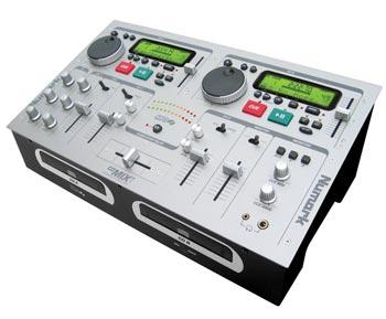 DJ-станция CDMIX3 от Numark
