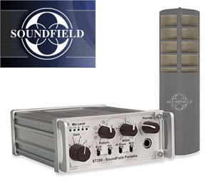 Soundfield ST350