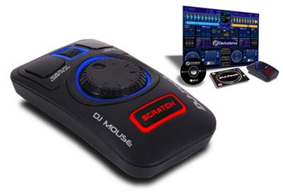 dj Tech Mouse Dj-tech Dj-mouse Deckadance