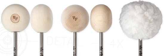 Vic Firth VicKick Beaters™